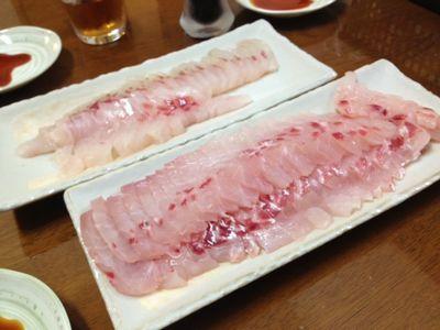 Kuroakasashimi